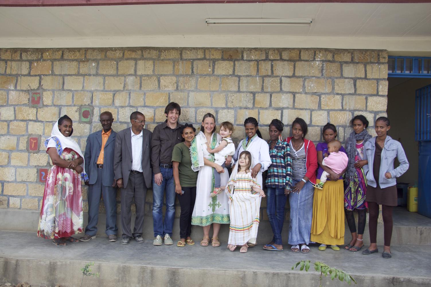 Farewell Ethiopia …