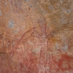 Walga Rock - Rockpaintings