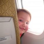 Flying to Addis