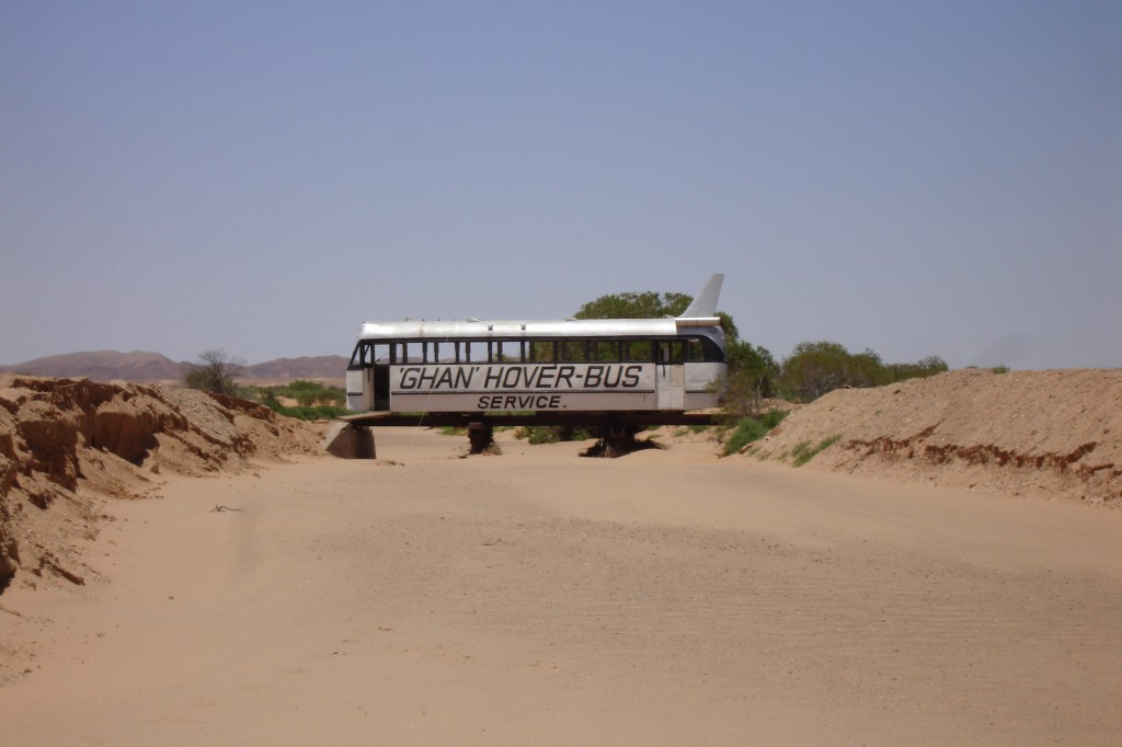 Oodnadatta Track - Desert Art
