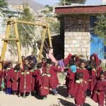 Adigrat - Kindergarden our Children in the Middle of it