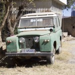 Lost Landy in Mek'elle