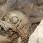 Zik'allay - Munguda Cave Human Skull